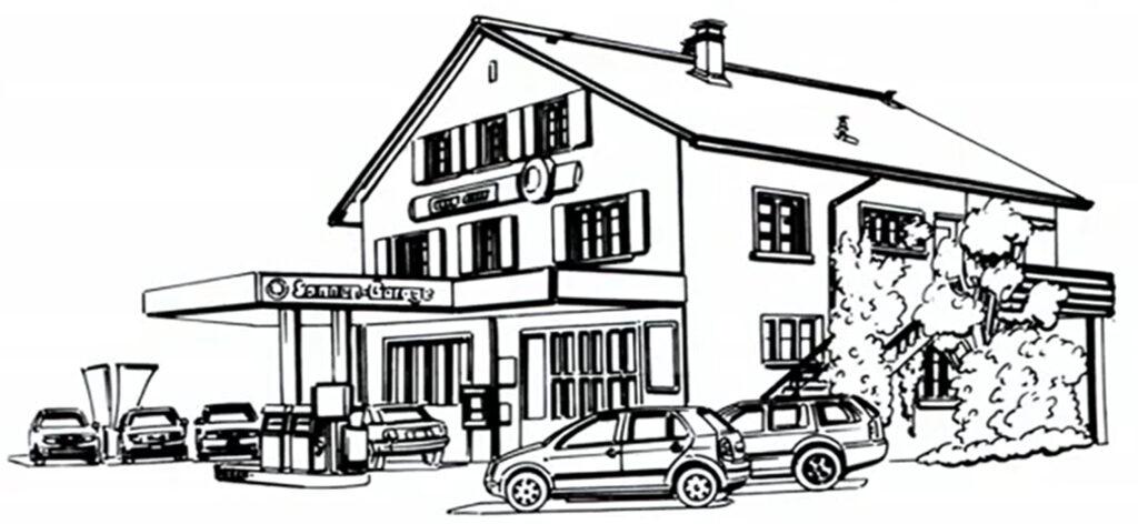 Sonnen-Garage